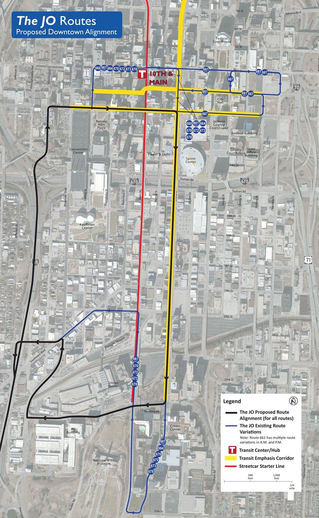 Kcata Org Maps Schedules RideKC Next | Transit Initiatives | KCATA