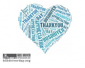 Bus Driver Appreciation Day